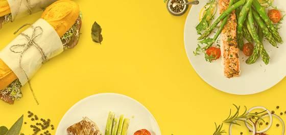 Как собрать подписчиков Instagram в доставку еды
